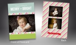 Merry Bright 030-5x7v