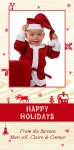 Happy Holidays-130V